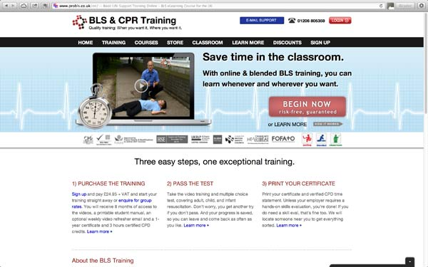 cpr cpd certified courses quality training where you want it when you want it